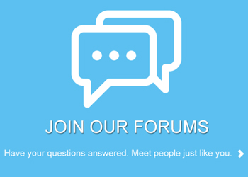 Join Our Forums